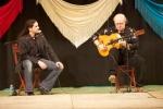 Le groupe flamenco Ancá Maïre